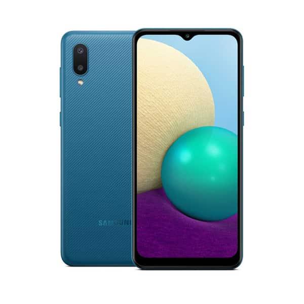 samsung Galaxy A02 blue