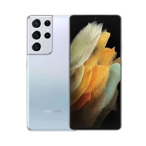 Samsung G998B-DS Galaxy S21 Ultra Dual 5G 12GB 128GB RAM Silver