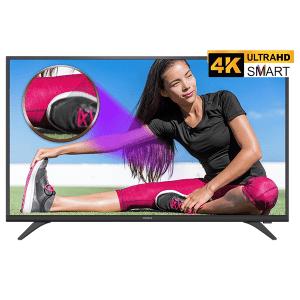VIVAX Televizor 50UHD123T2S2SM, 50'' (127 cm) LED, 4K Ultra HD, Android,