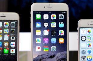 iPhones slow down