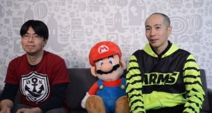 Hisashi Nogami and Kosuke Yabuki face off in Mario Kart 8 Deluxe and ARMS