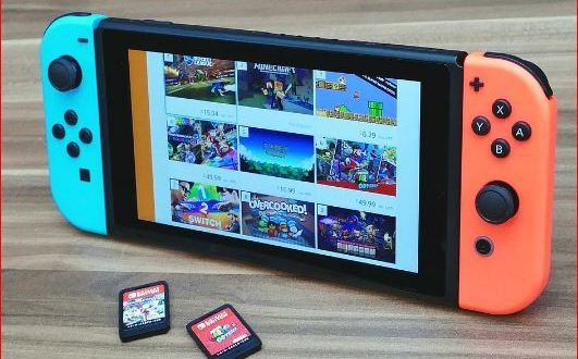 Nintendo Switch will beat Xbox and PlayStation