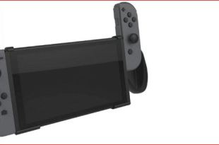 CYBER Gadget announces a new accessory for Nintendo Switch
