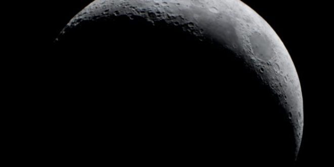 New study suggests that the Moon may have once had a primitive life