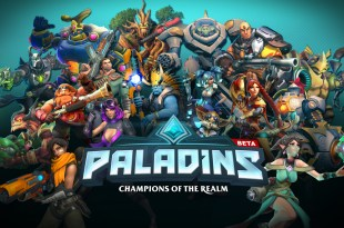 You can now download and play Paladins for free on Nintendo Switch