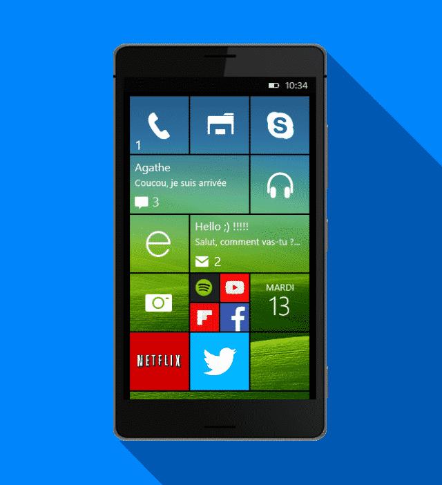 windows 10 lumia 1