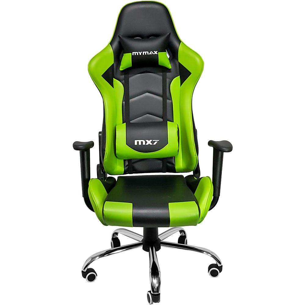 cadeira gamer mymax mx7 de frente