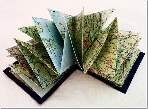 Turkish Map Fold 2