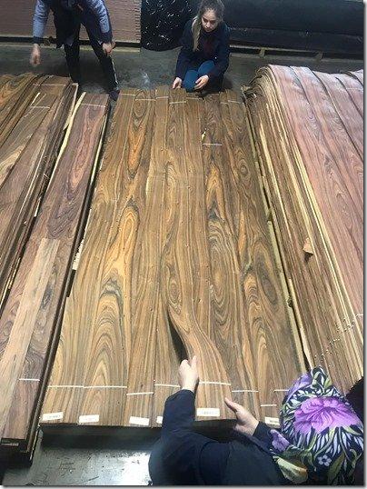 Mobius Wood veneer 1st batch 2