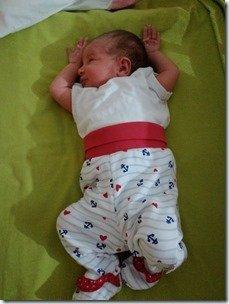 Omur's baby Merve Eda 2