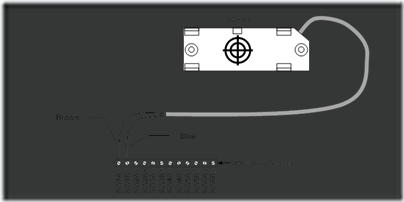 Maretron BWH 100 sensor diagram