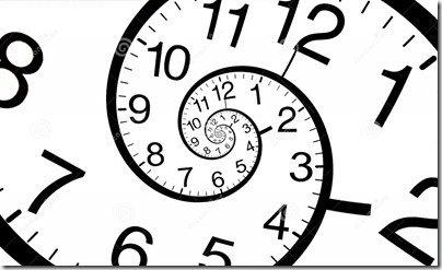 Inifinity clock
