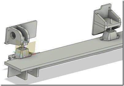 Front   Rear Gardner mounting brackets screen grab