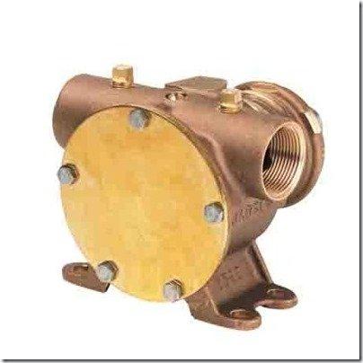 Jabsco 6400-1051 sea water pump