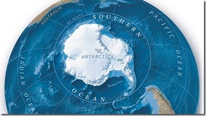 New Southern Ocean