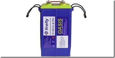 FireFly L15  4V-battery photo
