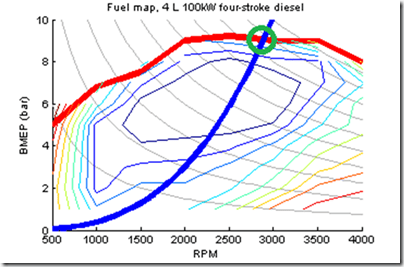 CPP fuel map from AA