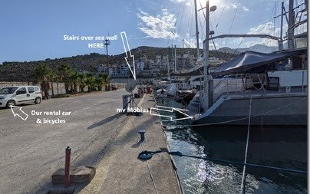 What Moves a Boat?  XPM78-01 Möbius Update Aug 30-Sept 4, 2021