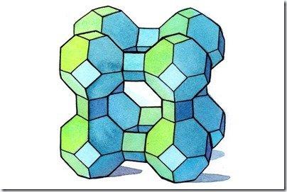 Zeolite structure