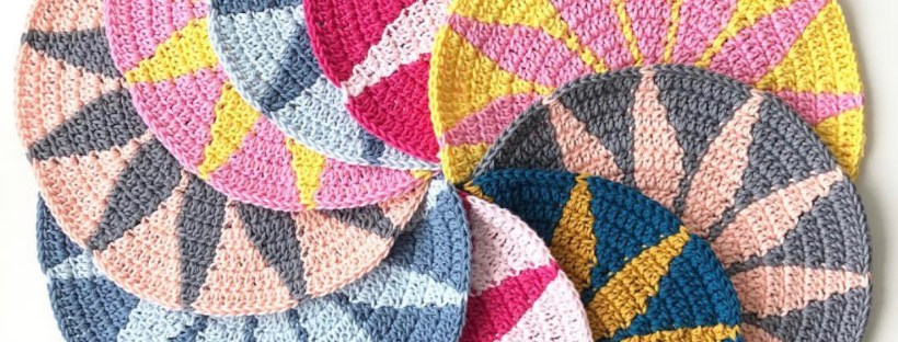 tapestry crochet circles