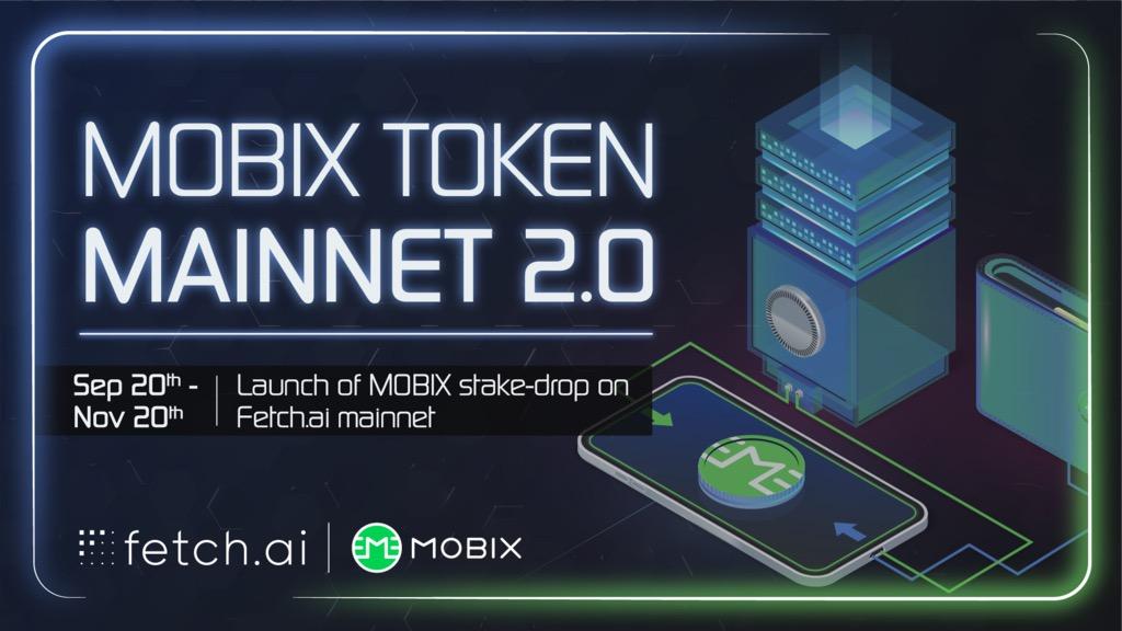 MOBIX Token Stakedrop On Fetch.ai Mainnet