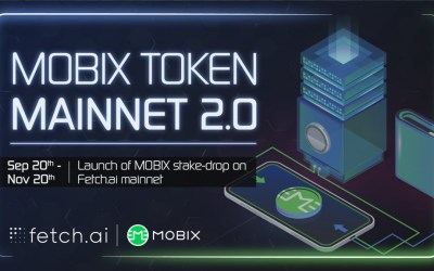 MOBX Token Stakedrop On Fetch.ai Mainnet