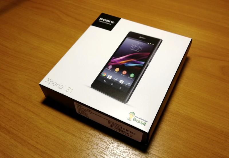 سعر ومواصفات هاتف Sony Xperia Z1 Compact