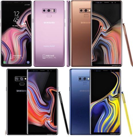 سعر و مواصفات Samsung Galaxy Note 9 مميزات سامسونج جالاكسي نوت 9