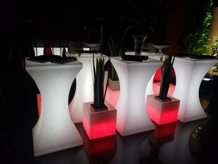 transforma e decora o espaço, mobiliário diferenciado para festas