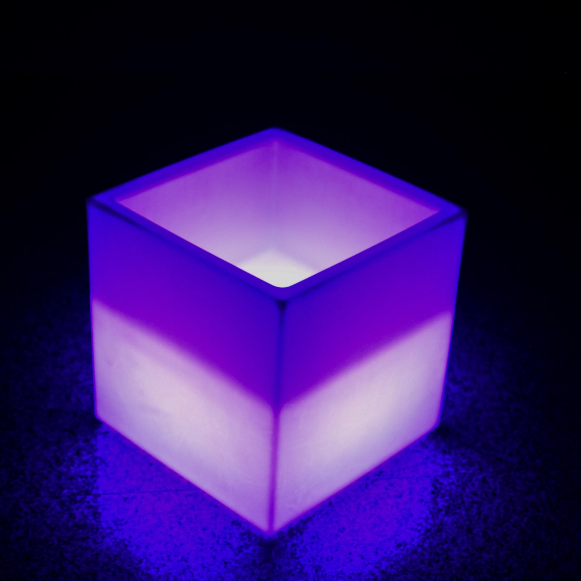 aluguel de móveis de LED para festas e eventos, decoração diferenciada