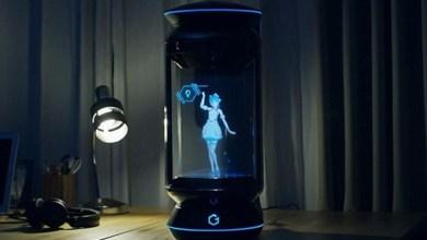 Photo of Yalnızlar için Hologram Arkadaş Gerçek Oldu!