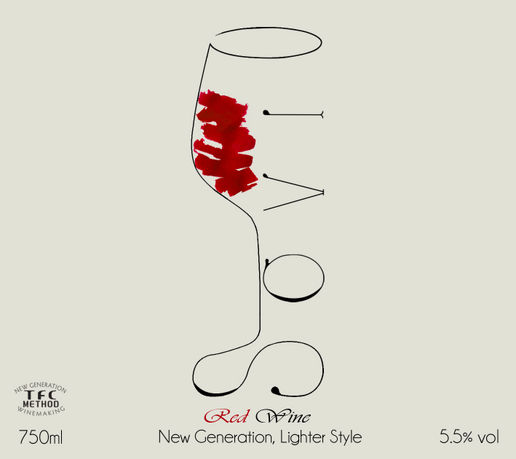 Sovio Wine Label, at James Cope's moblog