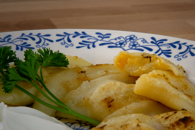 The Big Cheese – Gluten Free Pierogi