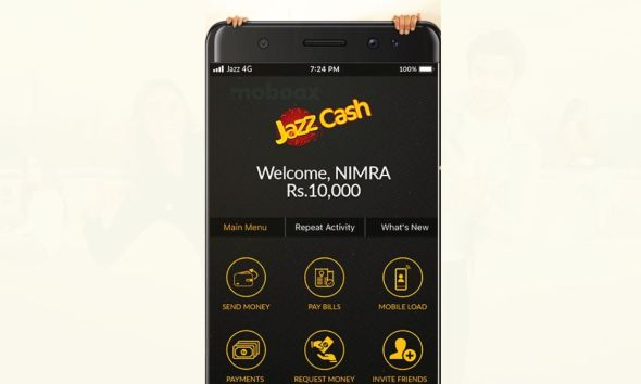 jazzcash mobile account