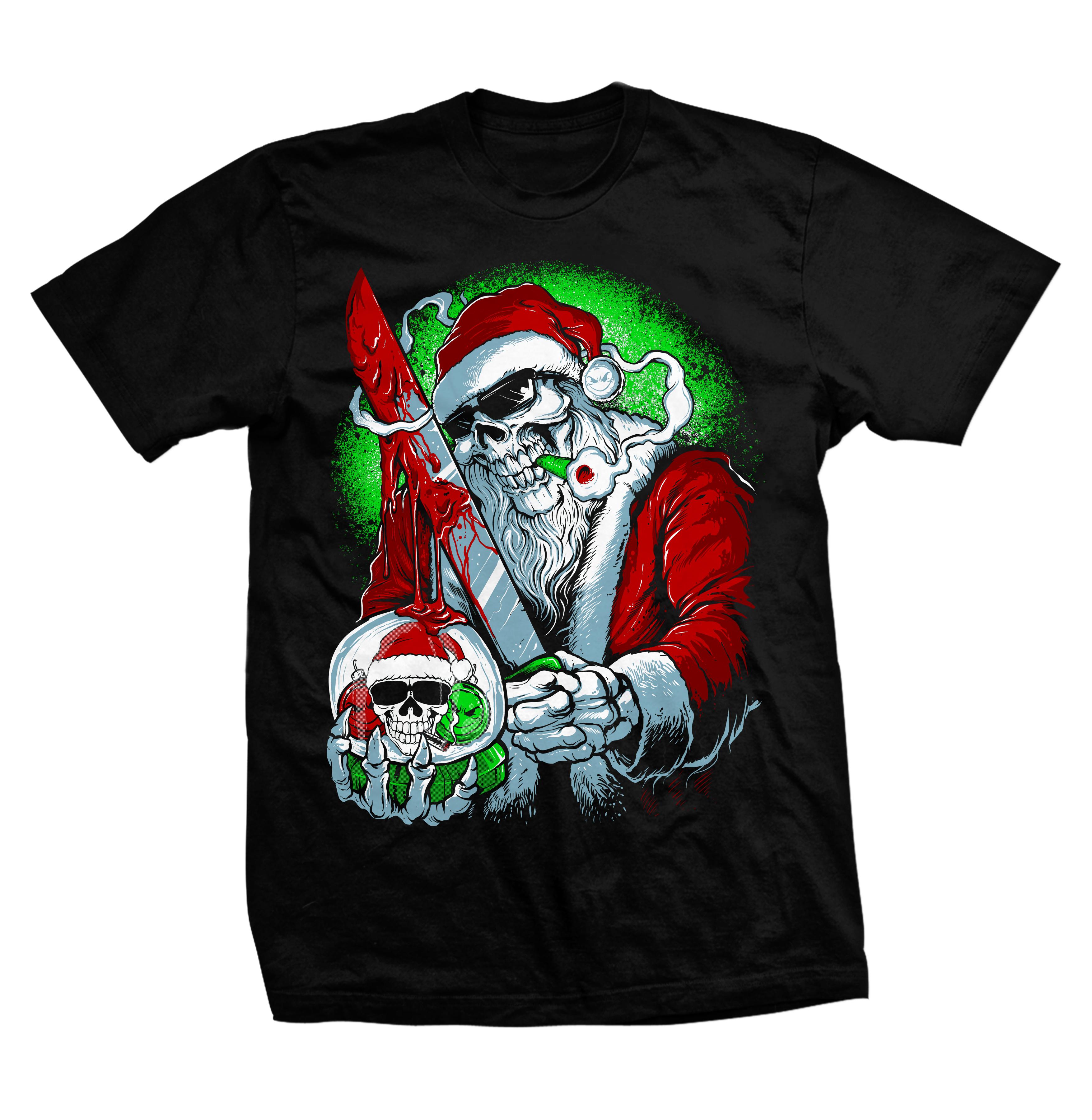 Santa Joe T-shirt