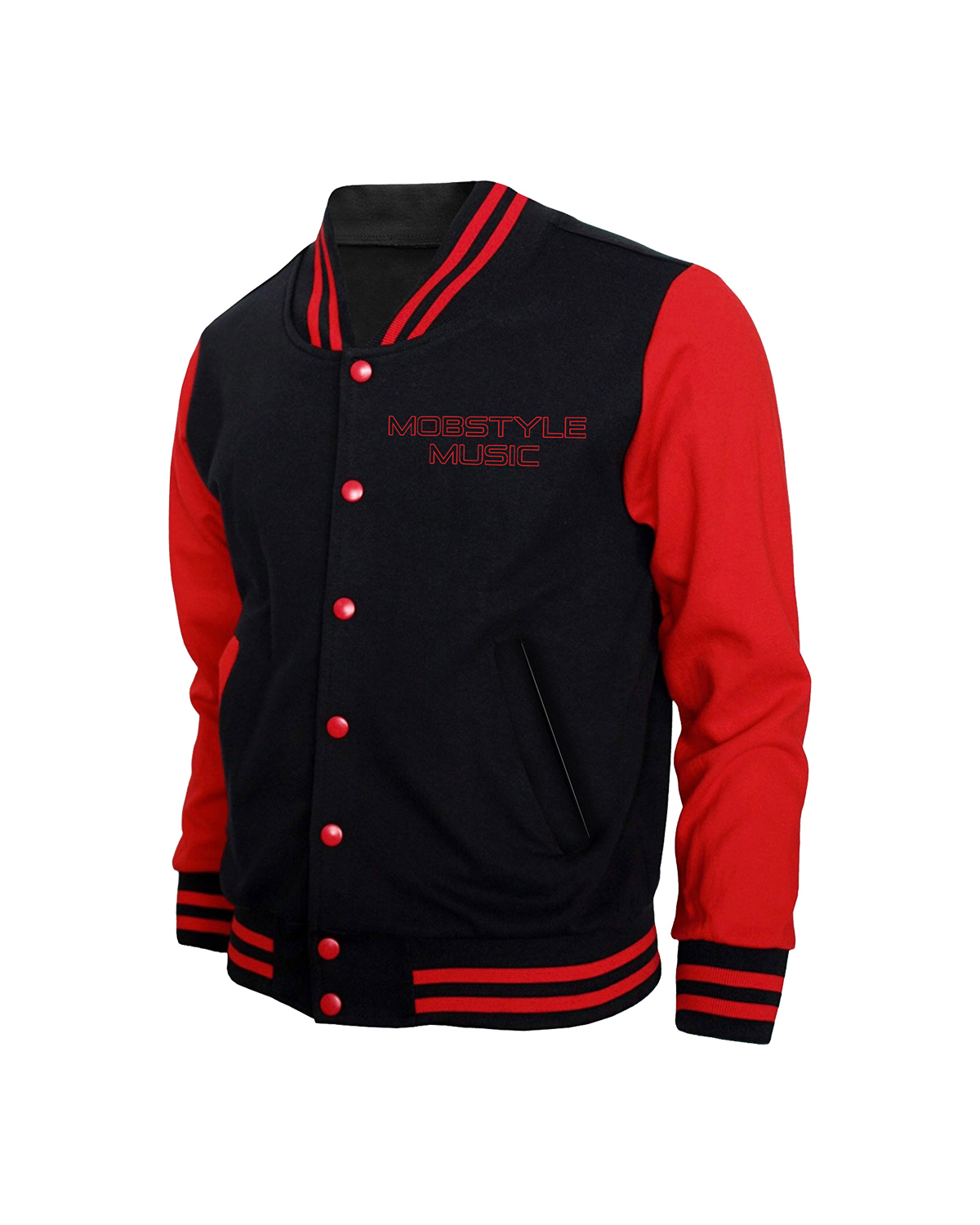 Mobstyle Music Varsity Coat
