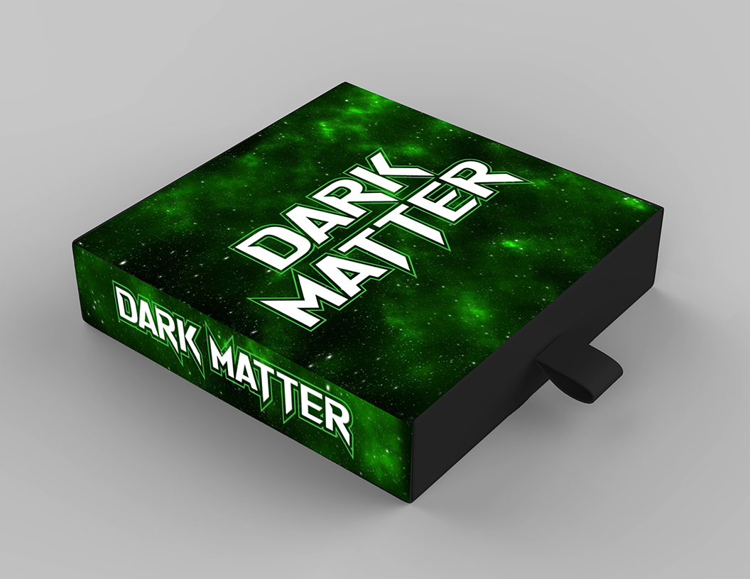 "UGA ""Dark Matter"" Stash Box (BOX ONLY)"