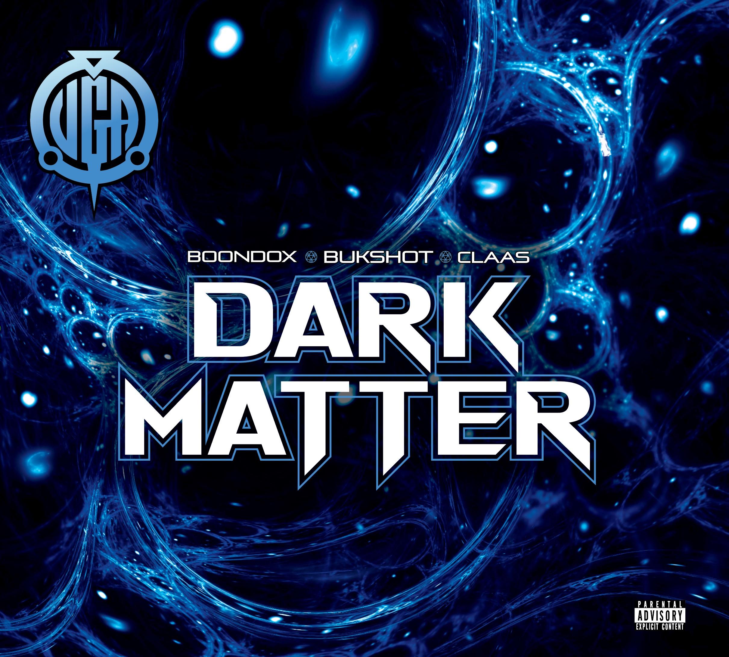 "Underground Avengers ""Dark Matter"" CD"