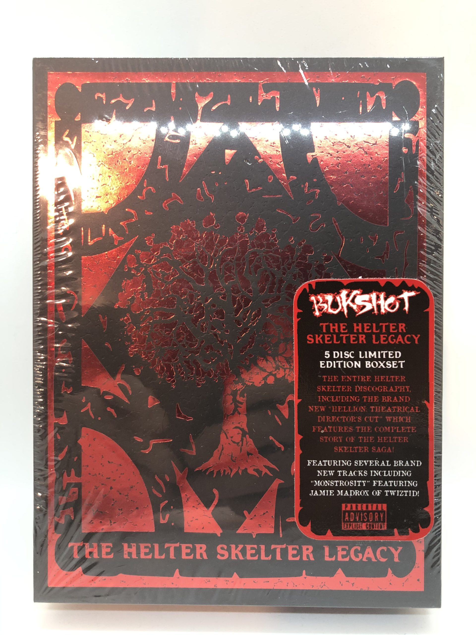 """The Helter Skelter Legacy"" 5 Disc LIMITED EDITION Box Set!"