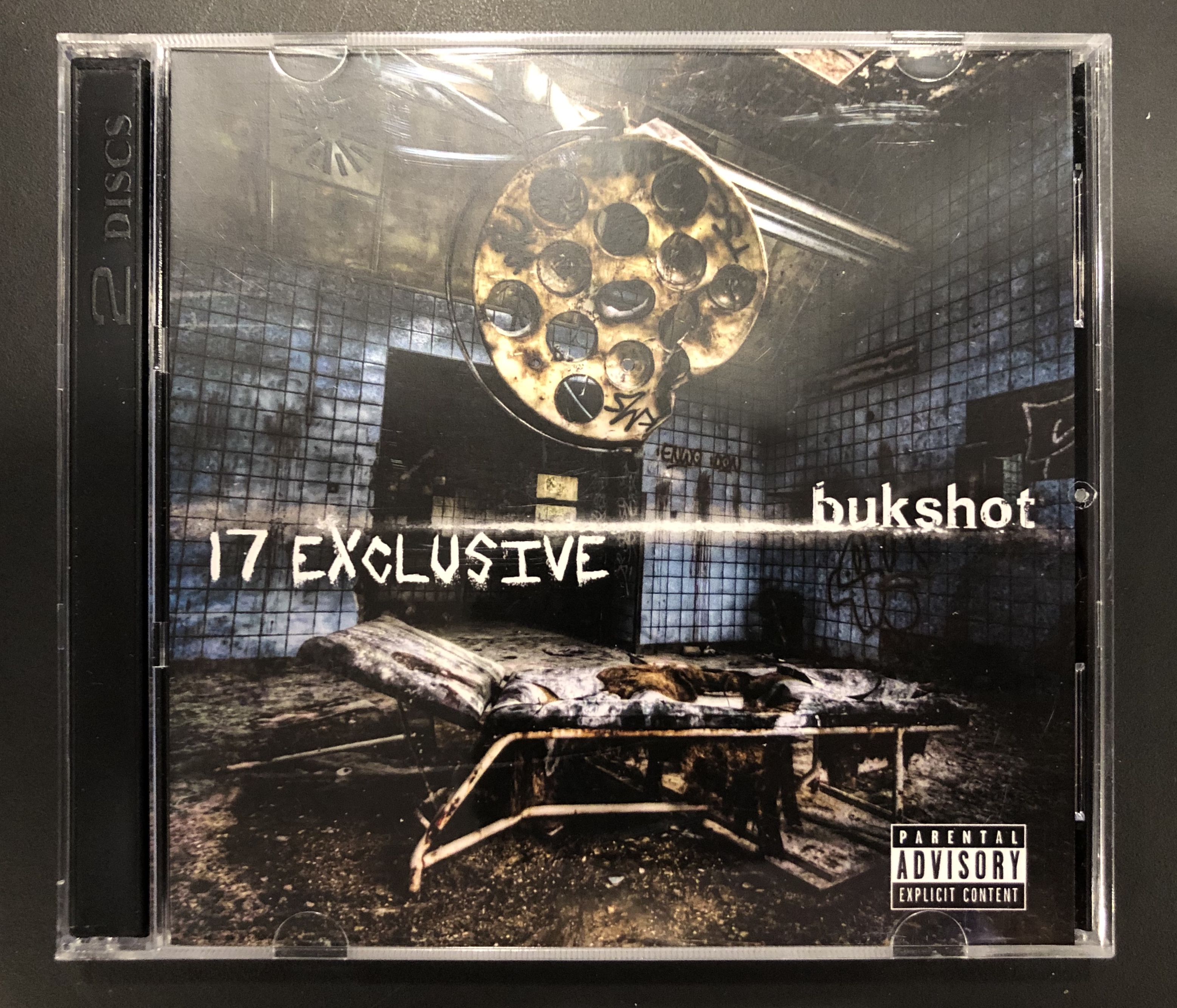 "Bukshot ""17 Exclusive"" Double CD! (Extremely Limited!)"