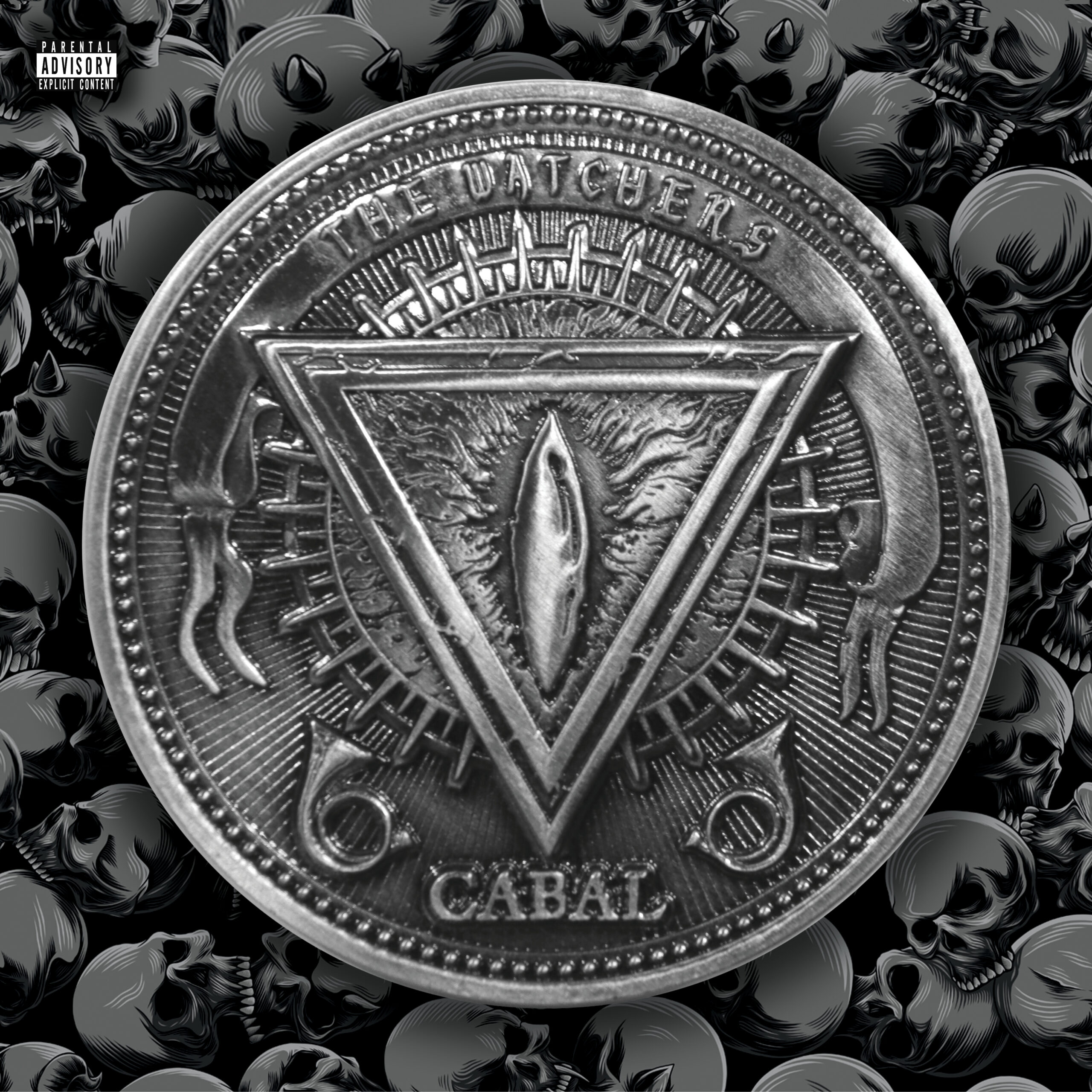 Cabal: The Watchers CD (First 200 Come With Exclusive 3″ Magnet!)
