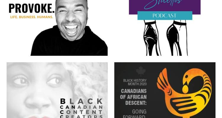 ByBlacks Best Podcasters Nominees