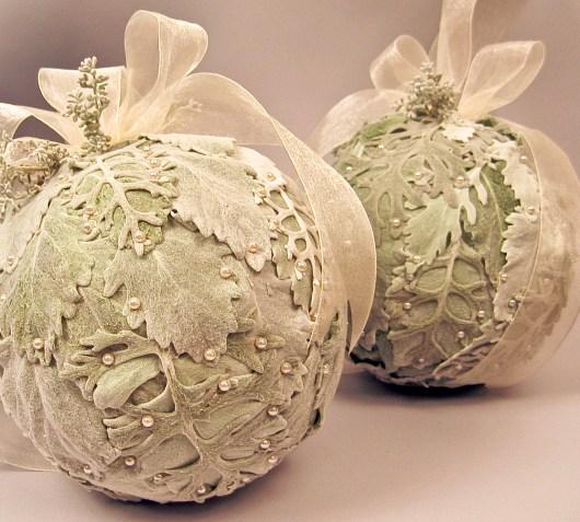 Pomanders by Mobtown Florals