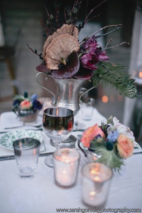 Styling by Mobtown Florals