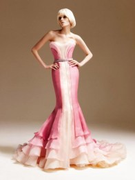 Gown by Vera Wang