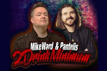 2 drink minimum podcast