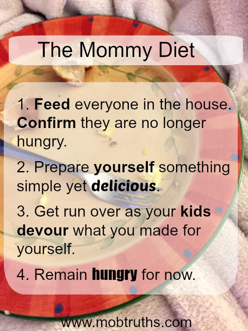 Raising boys means lots of food