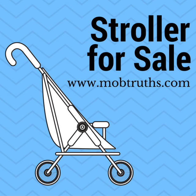 Best Baby Stroller for sale. Maybe someday.