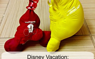 The end of a Disney Vacation