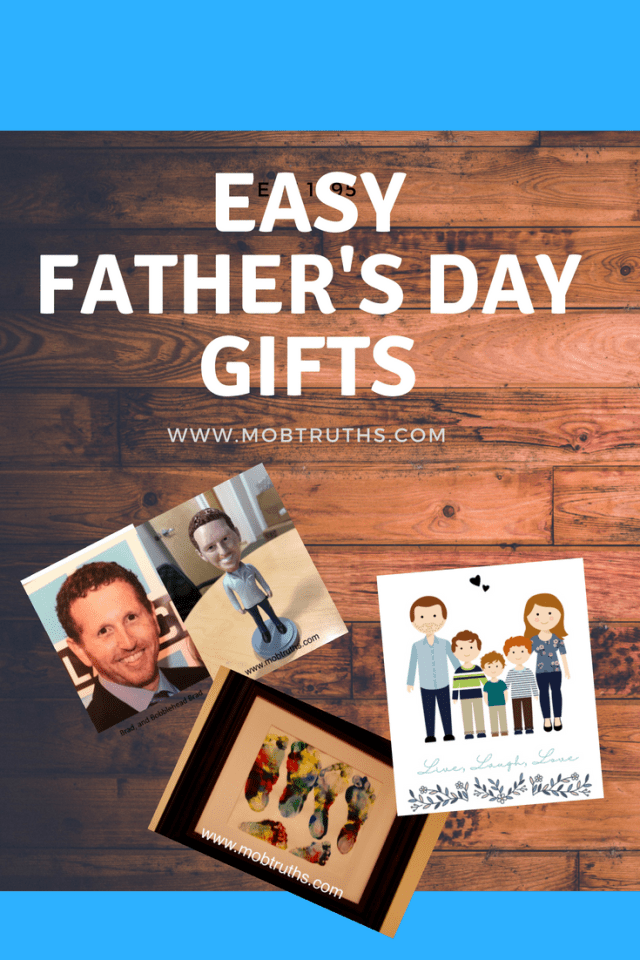 20 easy, creative ideas for Father's Day gifts